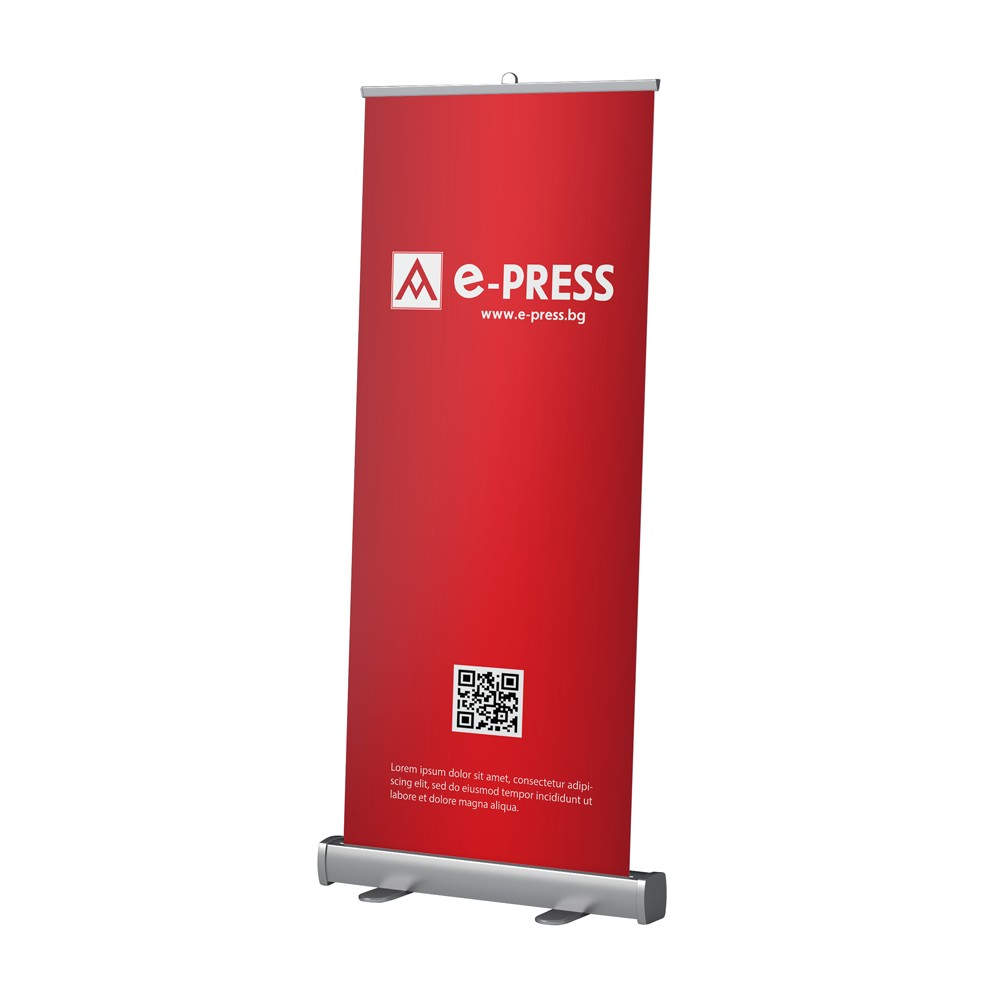 Рол банер 85/205 см (механизъм и постер)