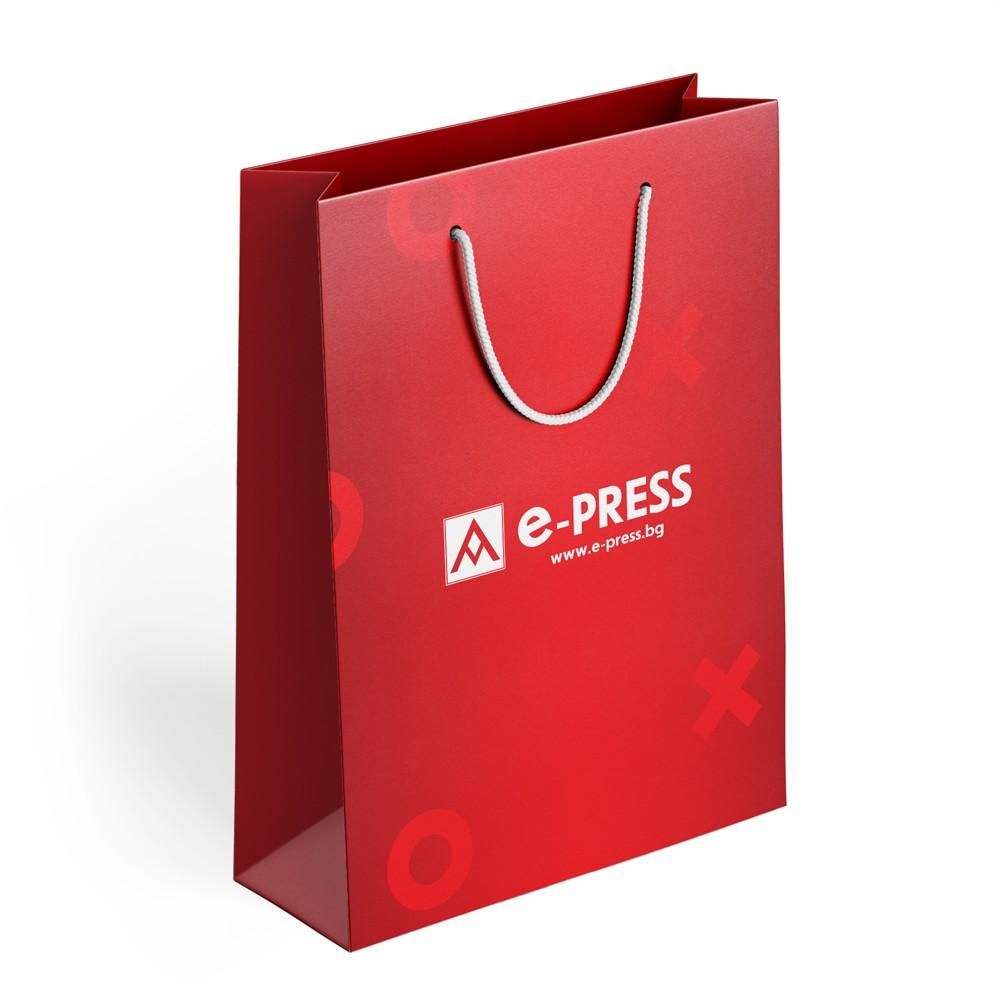 Хартиени торби 360/90/240 мм