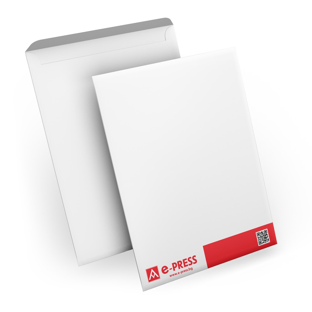 Пощенски пликове C4 (229/324 мм)